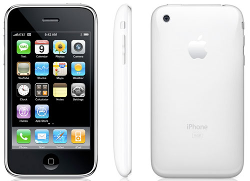 White-iphone-3G