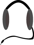 11954304341503318860Machovka_Headphones.svg.med