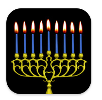 Virtual Menorah App